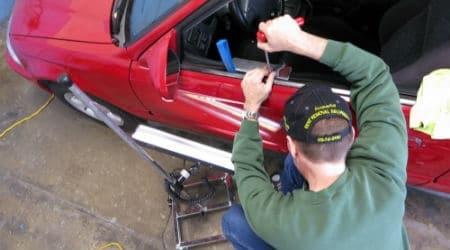 Dent & Ding Surgeon – Paintless Dent & Hail Repair